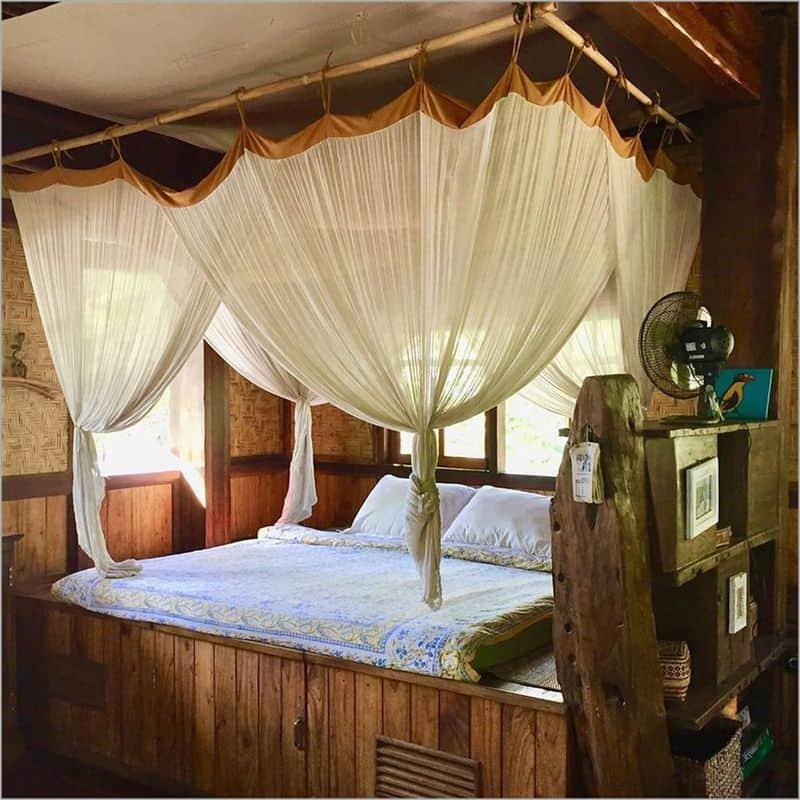 thiết kế phòng ngủ farmstay