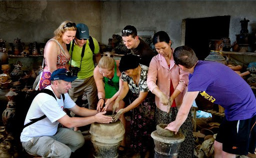 Farmstay kết hợp workshop