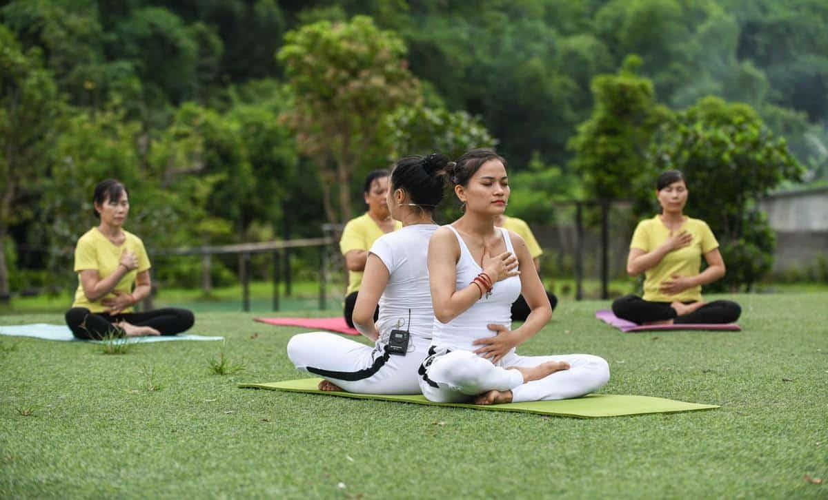 Yoga có thể chữa lành được bệnh tật