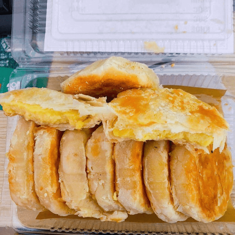 hương vị bánh hạt dẻ sapa