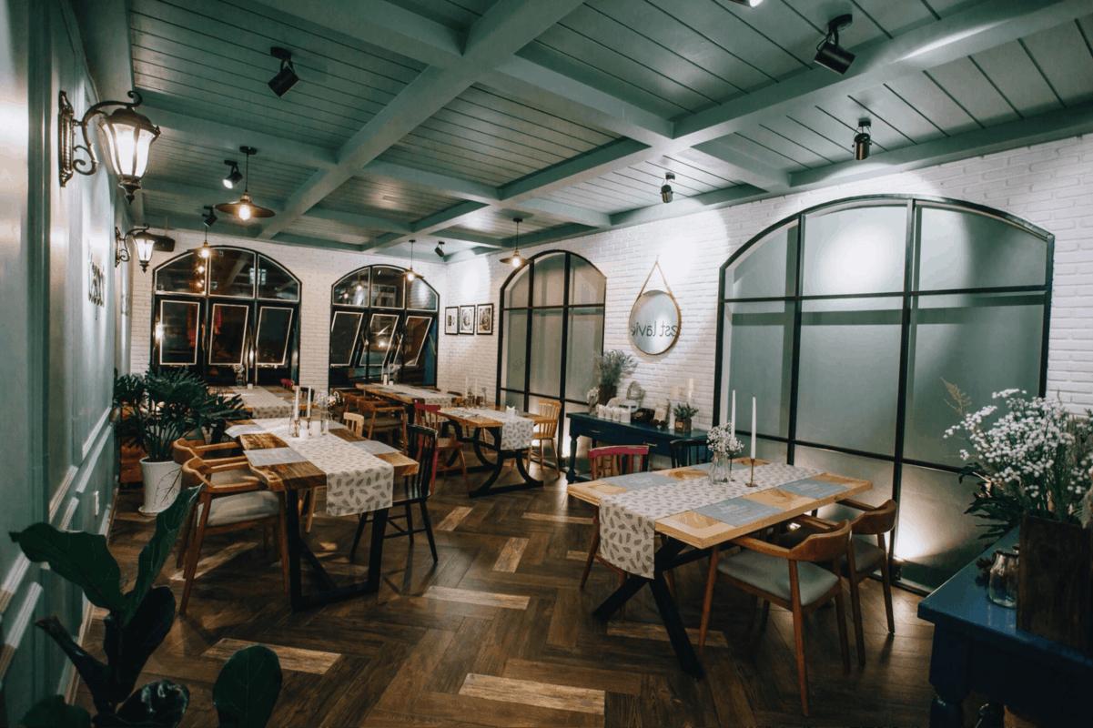 Amis Restaurant - Nhà Hàng Lãng Mạn Ở Đà Lạt