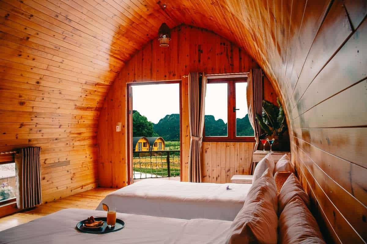 Lợi ích tài chính của mô hình trang trại nghỉ dưỡng