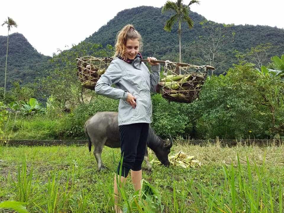 yêu thiên nhiên và nông nghiệp