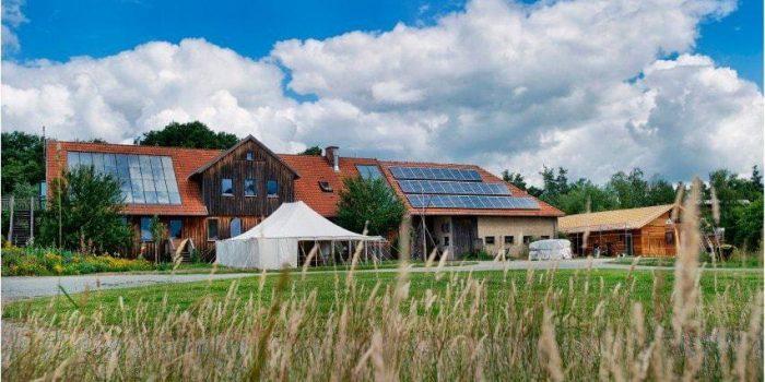 Sieben Linden - thiết kế farmstay